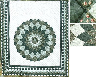 Classic Bed Quilt Patterns - Quilting Downloads - Page 1